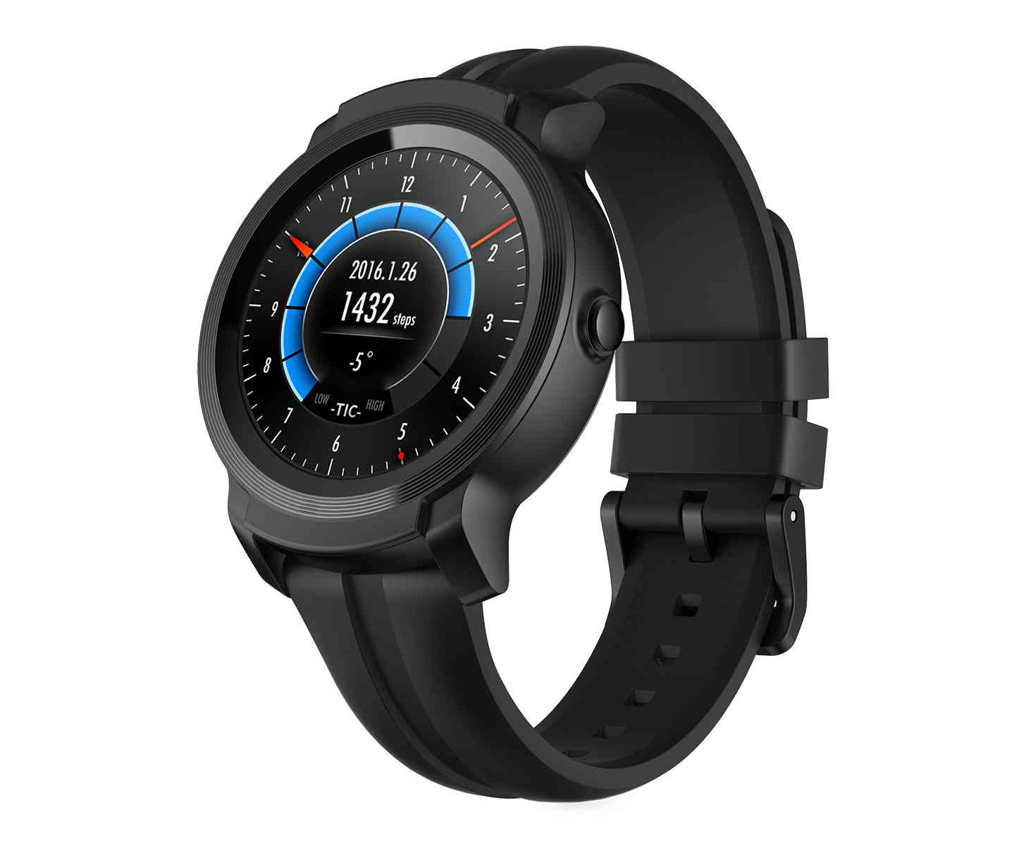 TicWatch E2 and S2 announced with better water resistance ...