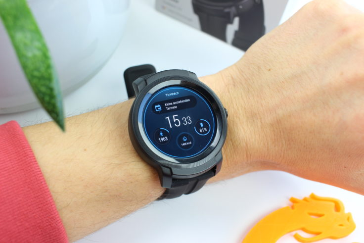 TicWatch E2 and S2 Smartwatches with Wear OS for $159.99
