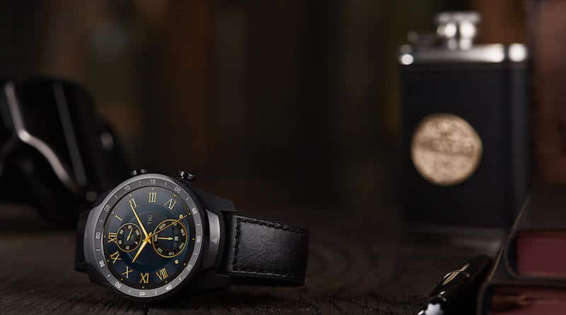 TicWatch Pro 2020 comes with 1GB RAM to bring performance ...