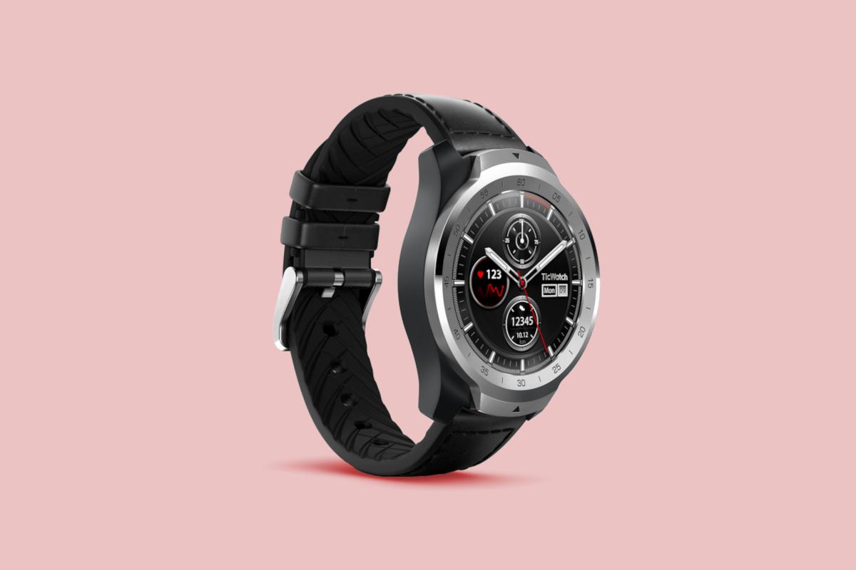 TicWatch Pro 2020 is Mobvoi's latest Wear OS smartwatch ...