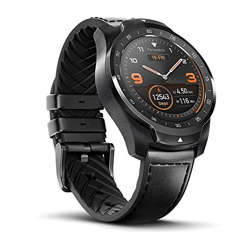 Ticwatch Pro 2020 Smartwatch - BLACK
