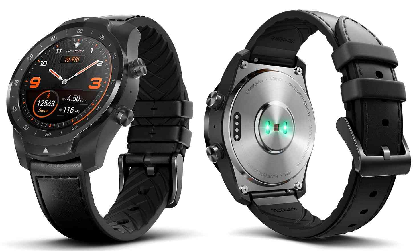 TicWatch Pro 2020 smartwatch official with double the RAM ...