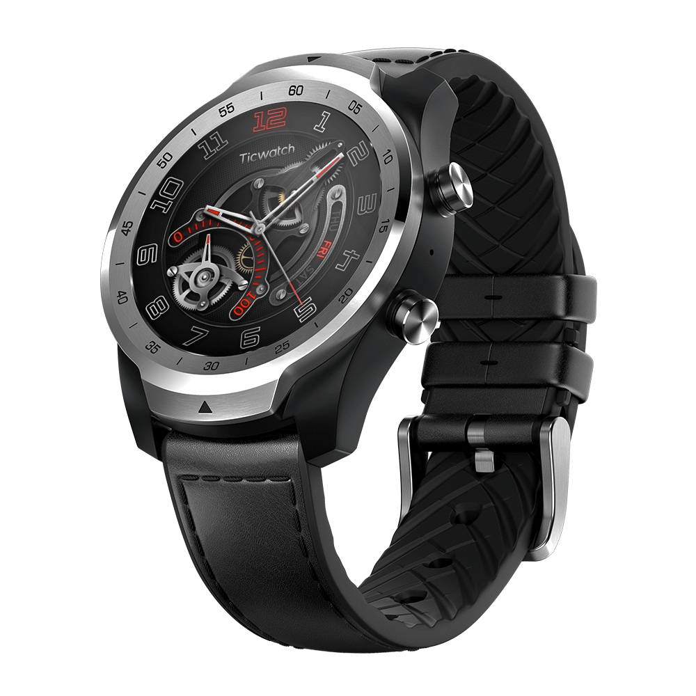 TicWatch Pro - a premium smartwatch with 5-30 days of ...