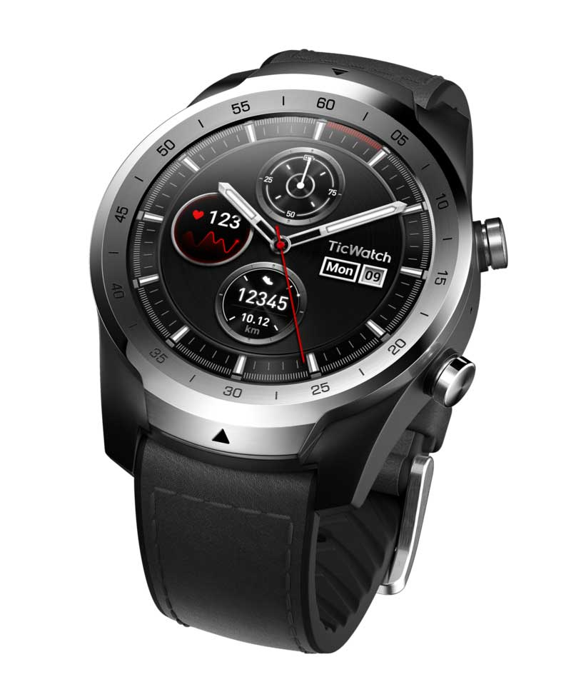 Ticwatch Pro Smartwatch - SmartWatch Specifications