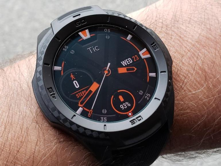 TicWatch S2 review: Google Wear OS is pretty terrible and ...