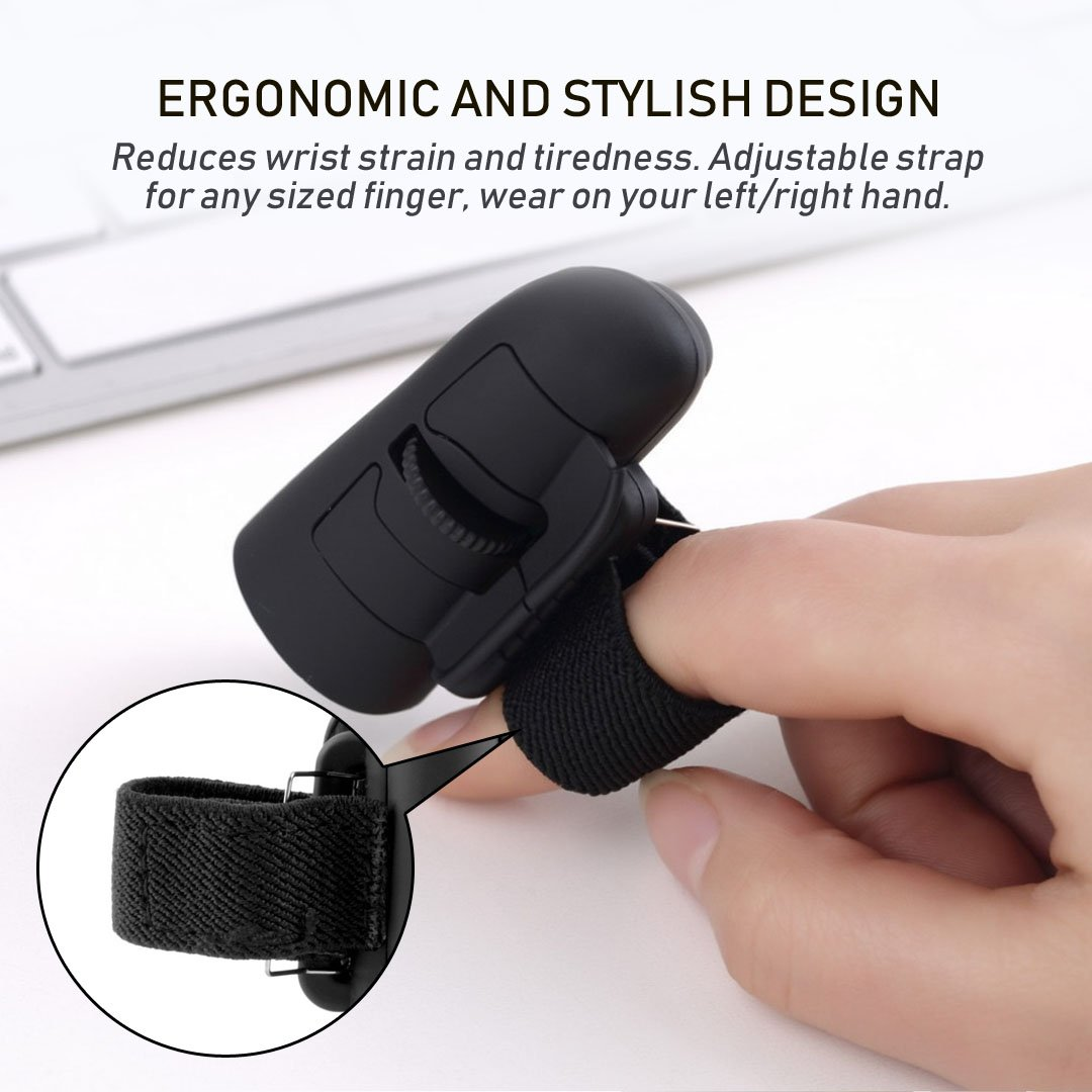 Wireless Finger Mouse