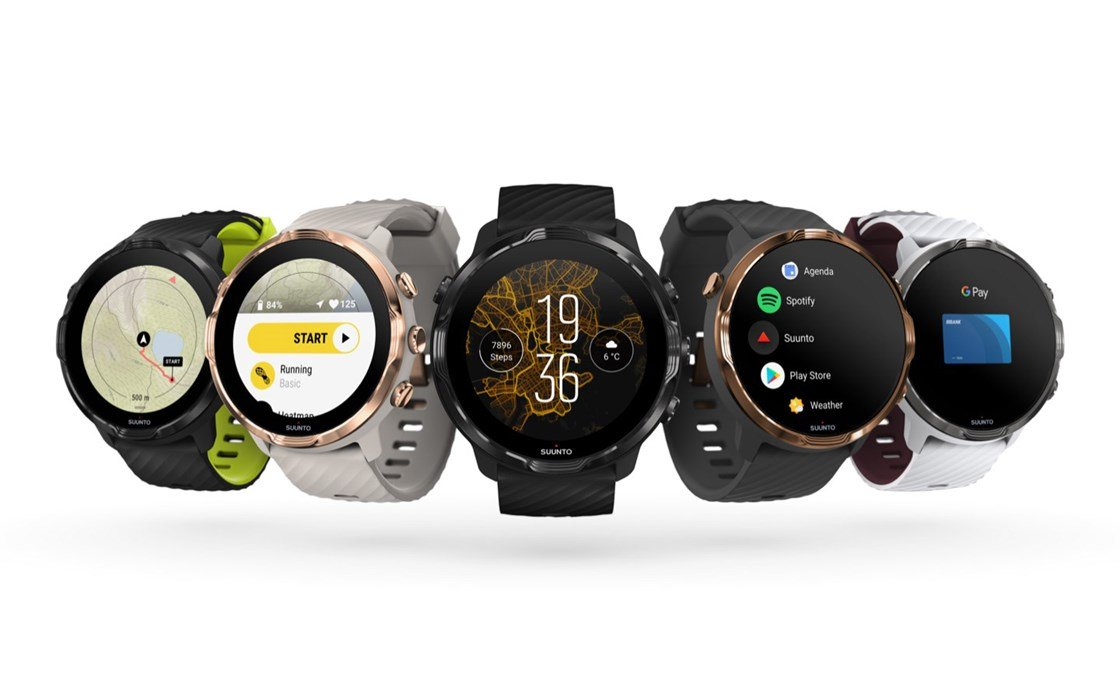 Wear OS-powered Suunto 7 arrives with GPS tracking ...