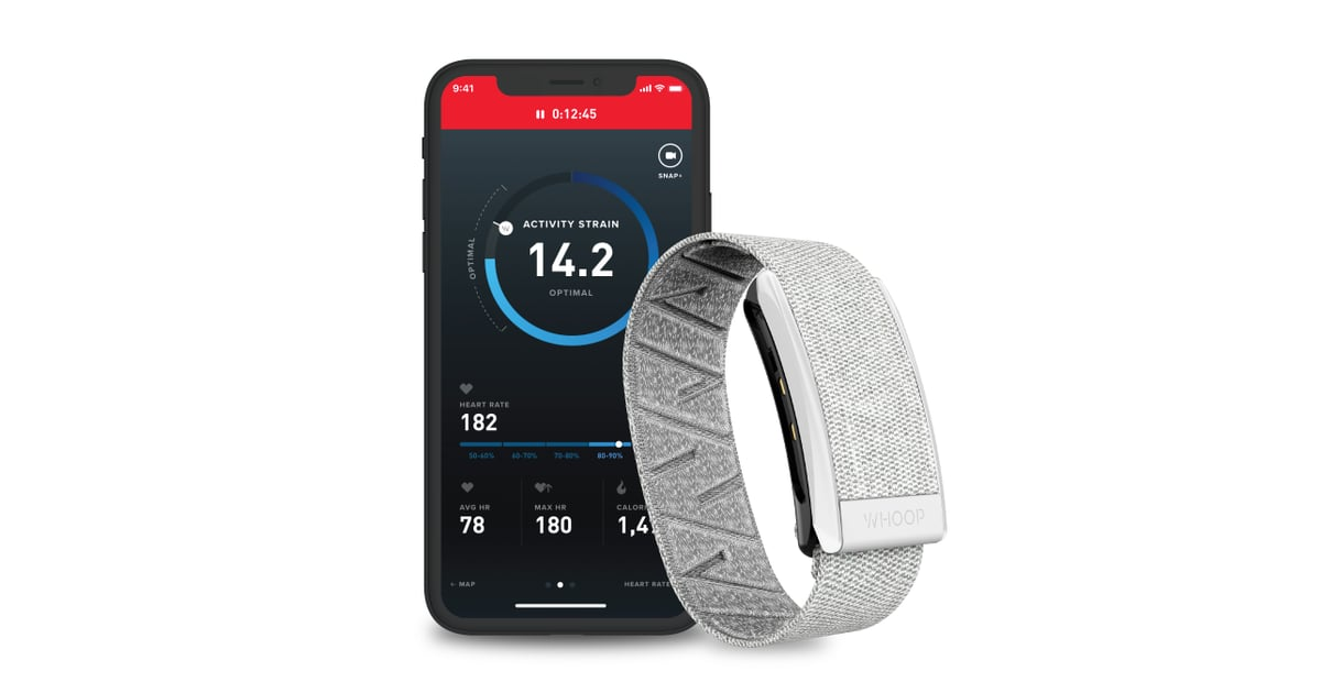 Whoop 3.0 Performance Strap | Best Fitness Gadgets 2019 ...