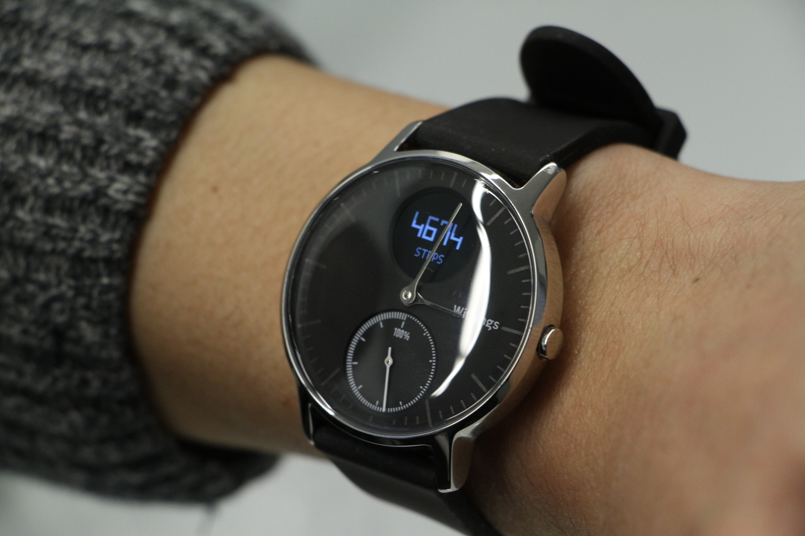 Withings does the hybrid smartwatch right with the Steel ...