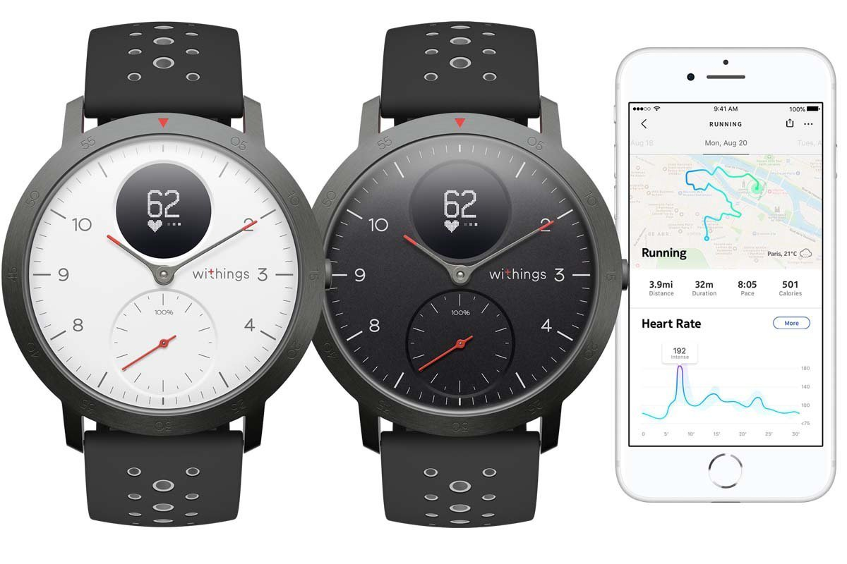 Withings is back with the Steel HR Sport, but don't call ...