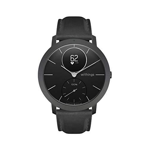 Withings Steel HR - Black - Sapphire Glass - Limited Edition - 40mm