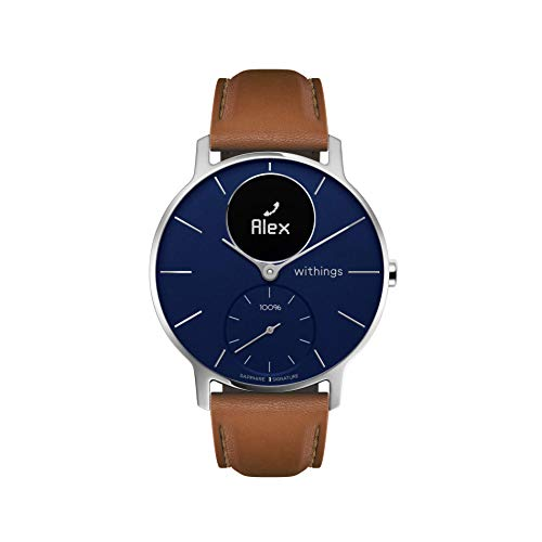 Withings Steel HR - Blue - Sapphire Glass - Limited Edition - 36mm