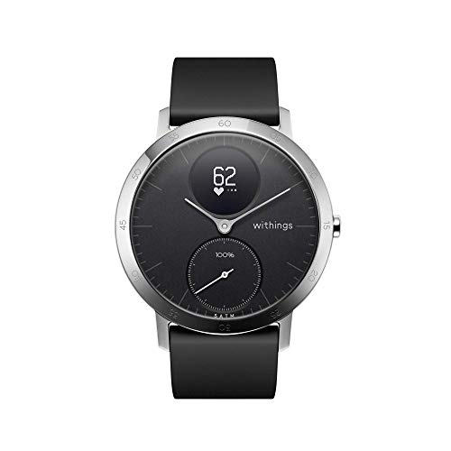 Withings Steel HR Hybrid Watch 2