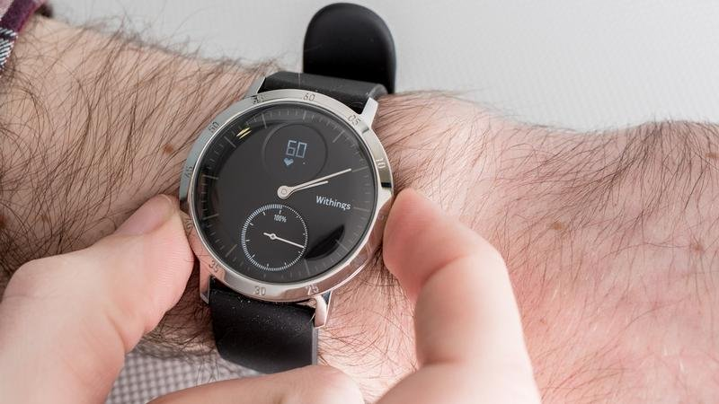 Withings Steel HR review - Tech Advisor