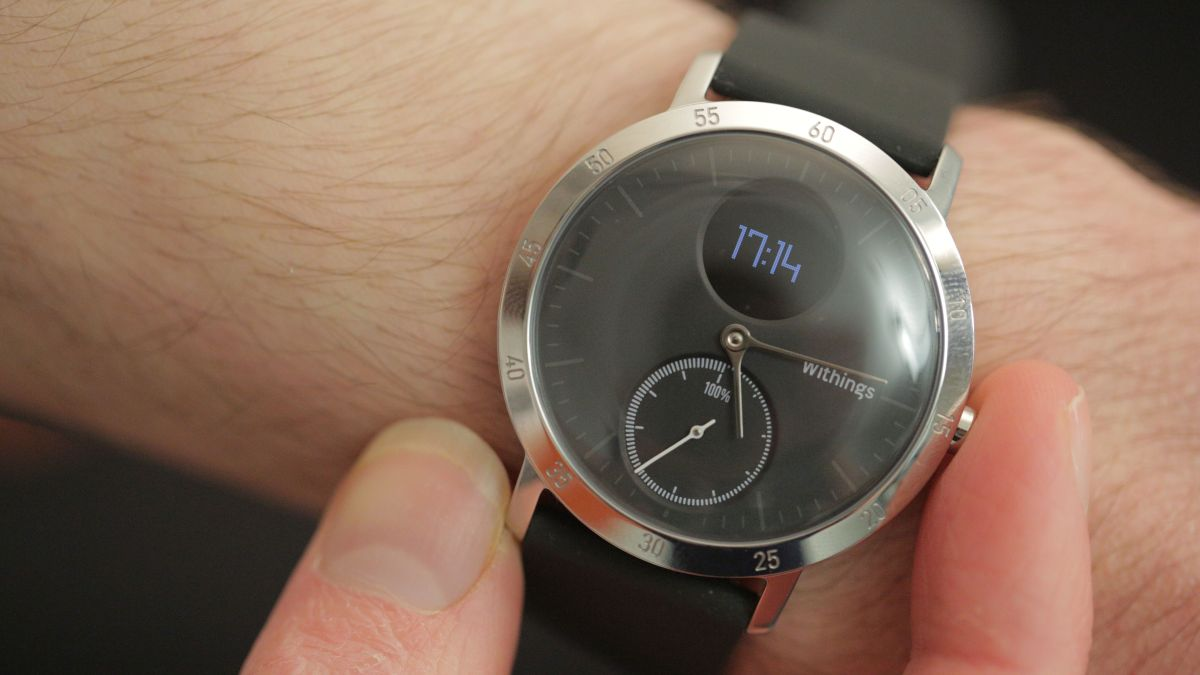 Withings Steel HR review: What's it like to use?   TechRadar
