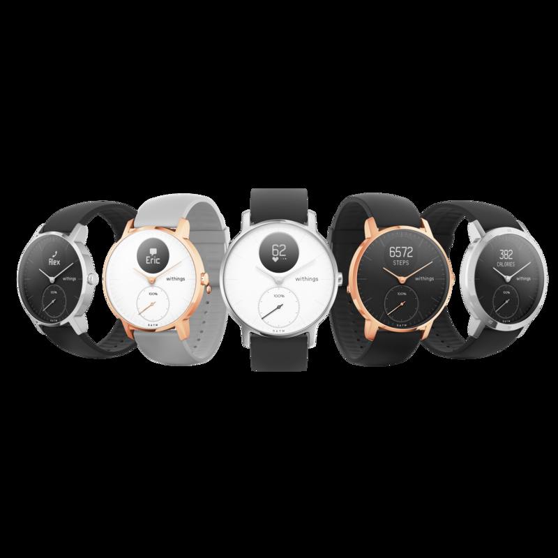 Withings Steel HR Smart Watch