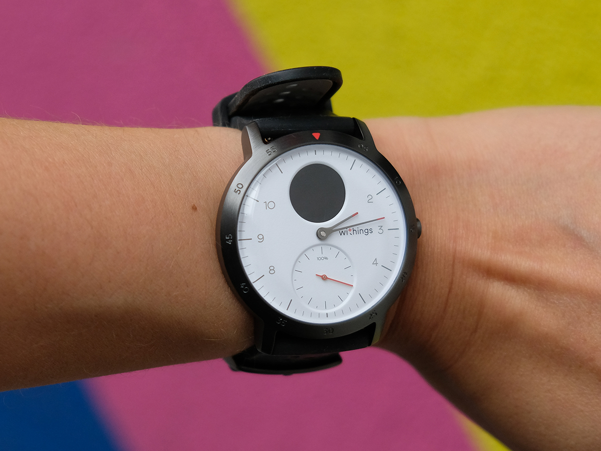 Withings Steel HR Sport review | Stuff