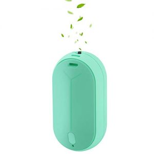 Wearable Air Purifier Necklace for Travel 11
