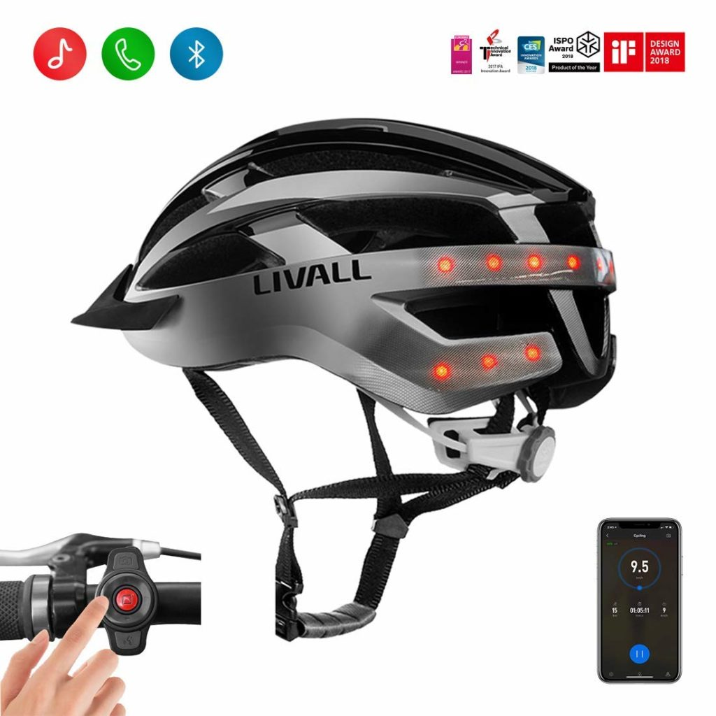 10 Best Smart Bike Helmets for Cyclists in 2020