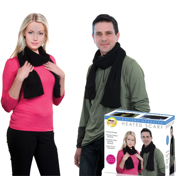 13 Deals - Electric Heated Scarf by Ideas In Motion ...