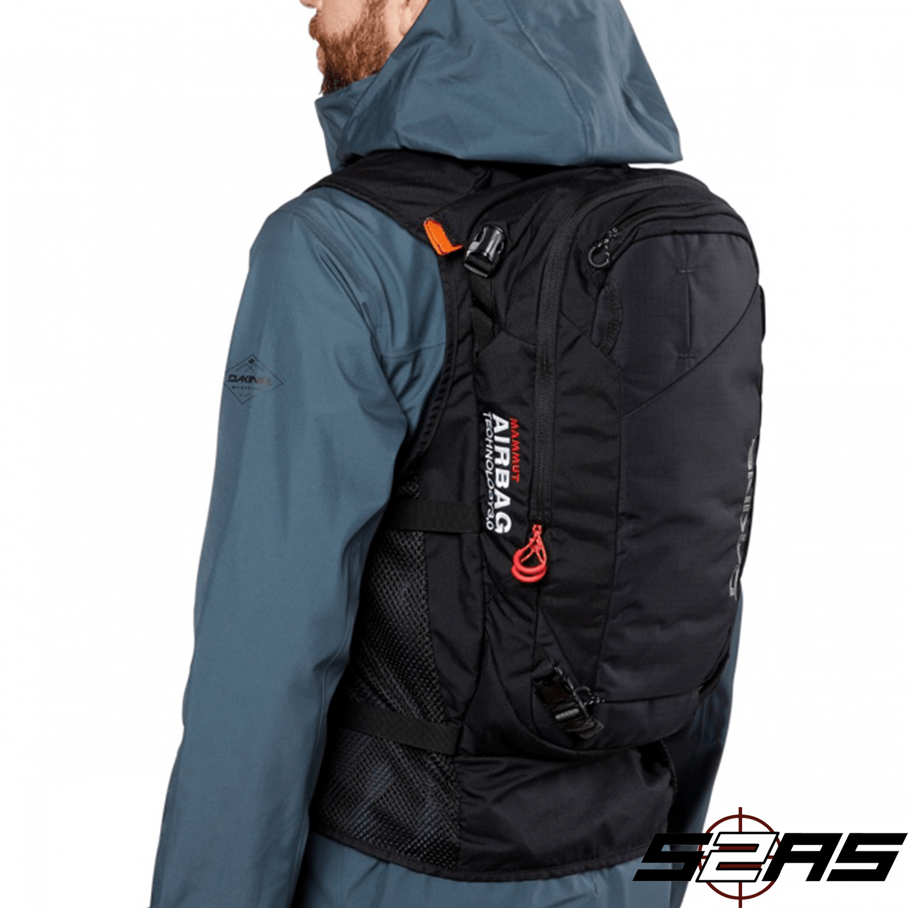2019 Dakine Poacher RAS Vest (Black) | S2AS