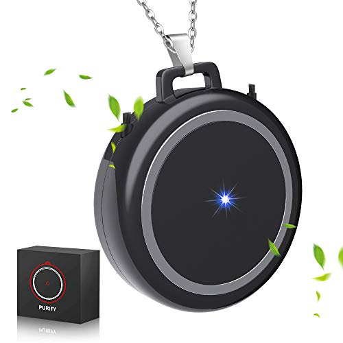 2020 New Portable Air Purifier Necklace