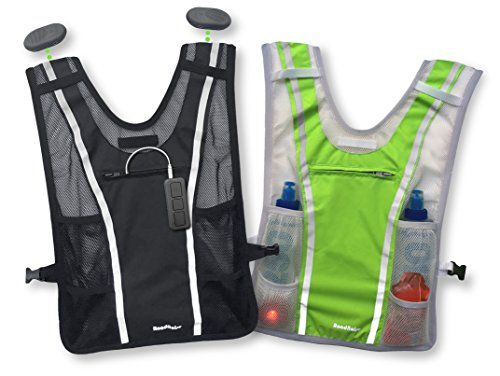Roadnoise Long Haul Vest (Black, X-Small/Small)
