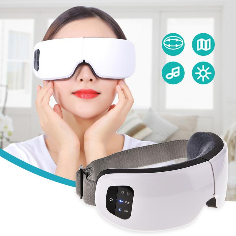 6S Wireless USB Rechargeable Bluetooth Foldable Eye ...