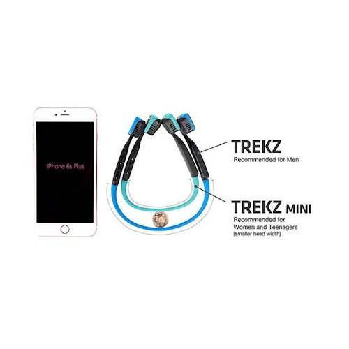 AfterShokz Trekz Titanium Mini Wireless Bone Conduction ...