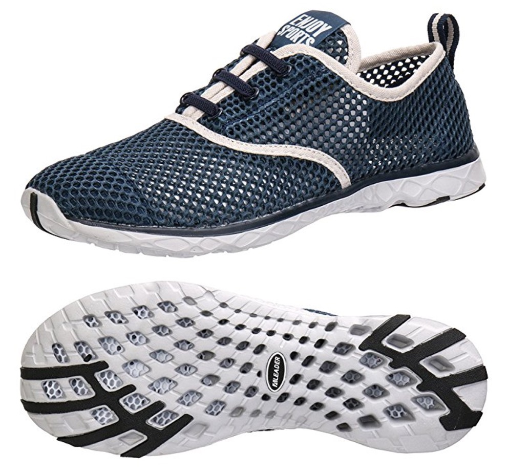 Aleader Men's Quick Drying Aqua Water Shoes Review