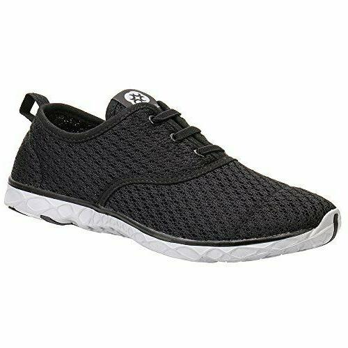 Aleader Men's Size 14 Quick Drying Aqua Water