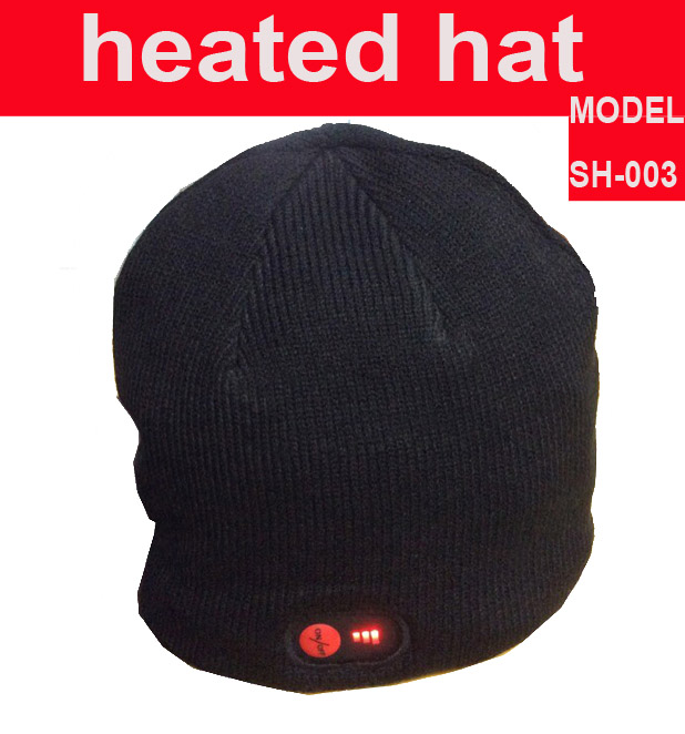Aliexpress.com : Buy SAVIOR heated hat , SHE01B,for cold ...