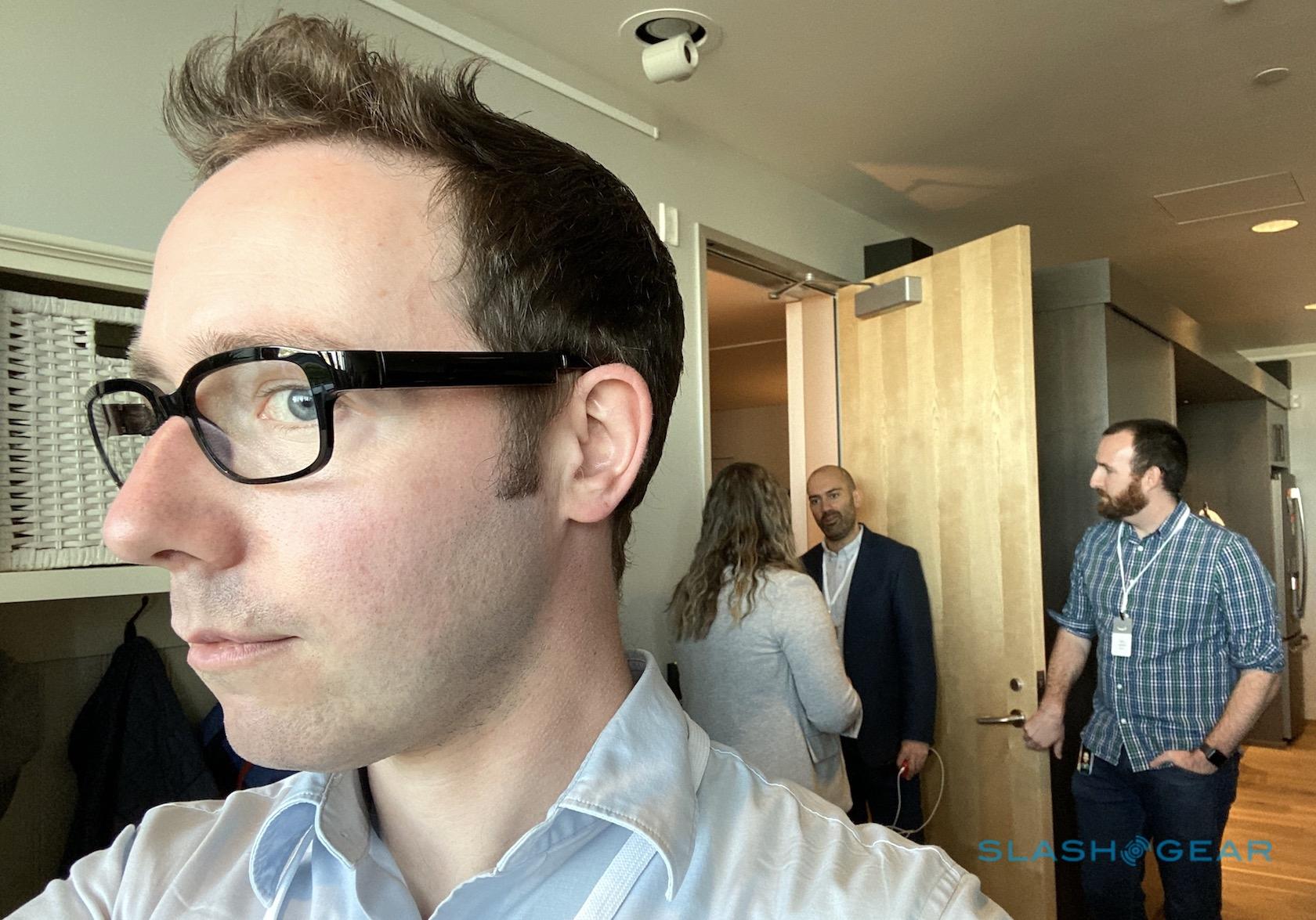 Amazon Echo Frames hands-on: Alexa's audio-only smart ...