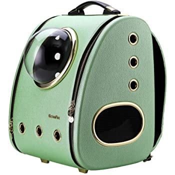 CloverPet Luxury Bubble Backpack