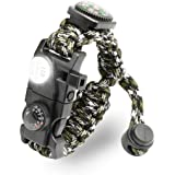 Amazon.com: Last Man The Ultimate Paracord Survival Kit ...