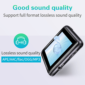 Mymahdi Sport Music Clip,8 GB Bluetooth MP3 ...