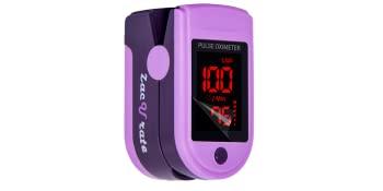 Amazon.com: Zacurate Pro Series 500DL Fingertip Pulse ...
