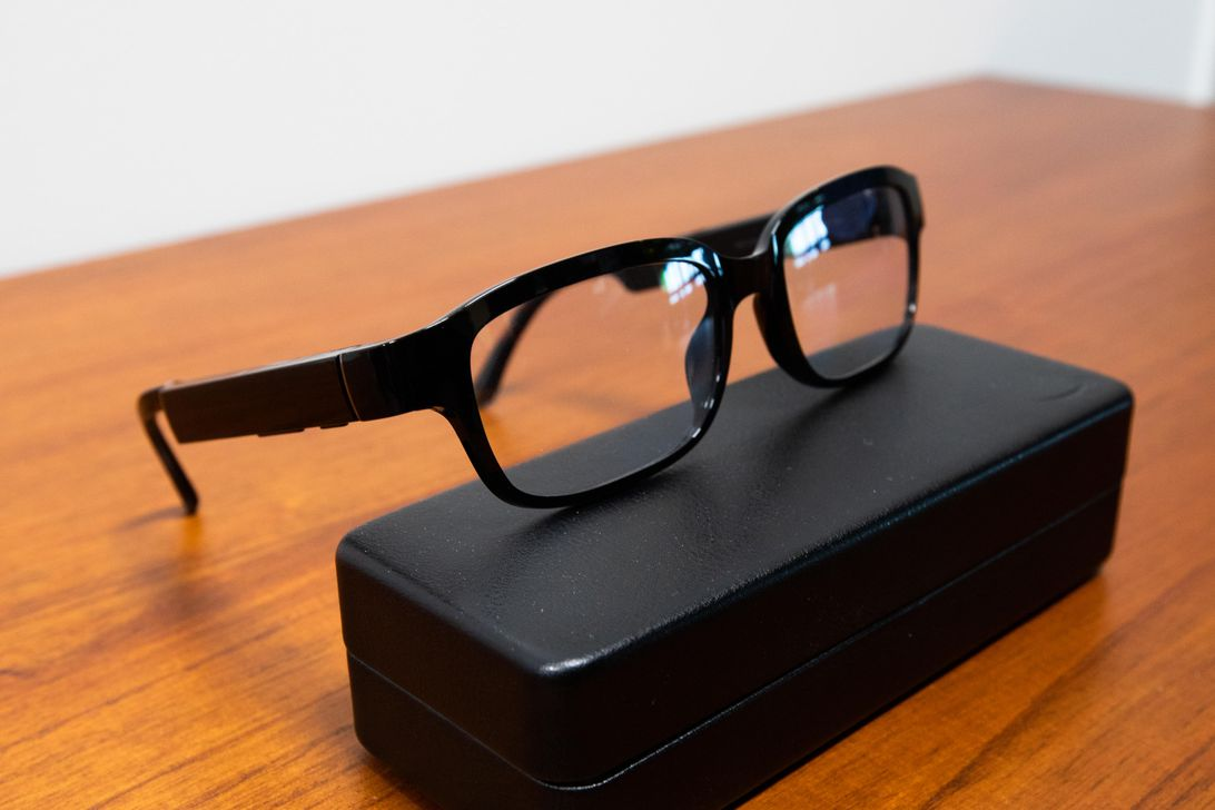 Amazon's new Echo Frames smart glasses bring Alexa to your ...