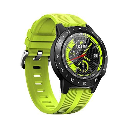 Anmino GPS Smart Watch - LIME GREEN