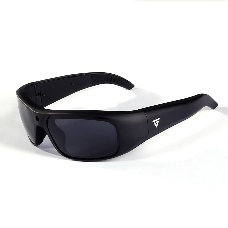 Apollo 1080P HD Video Camera Sunglasses (Black) - GoVision ...