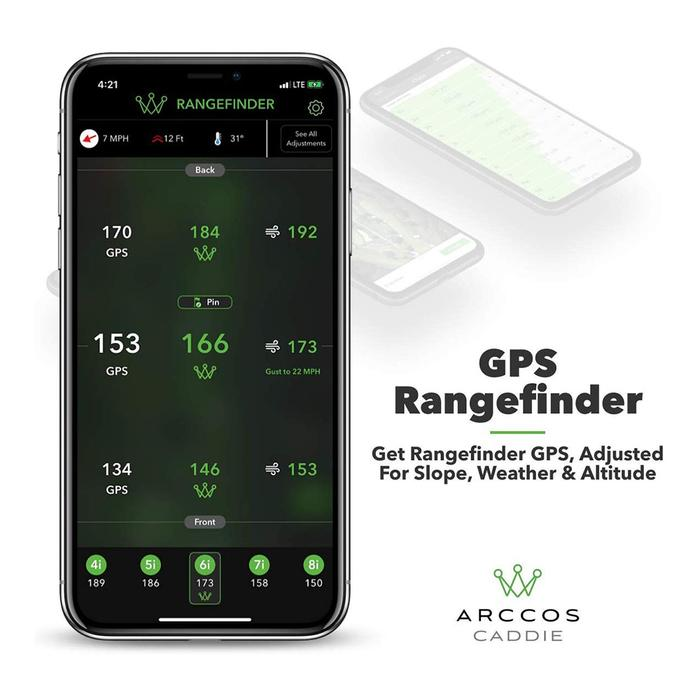 Arccos Caddie Smart Sensors (3rd Generation) — PlayBetter