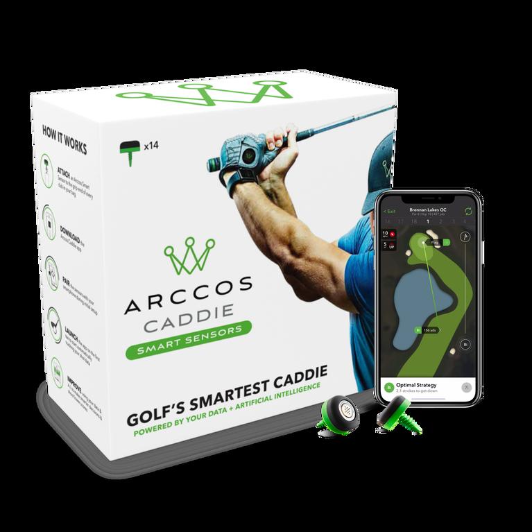 Arccos Caddie Smart Sensors | PGA TOUR Superstore