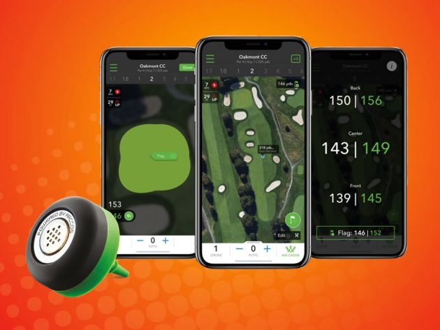 Arccos Caddie - The Best Tech For You – Golf Monthly Tech ...