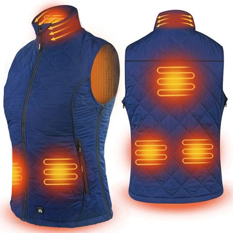 ARRIS 7.4V Heated Vest for Women Warm with 7.4V 7200mah ...
