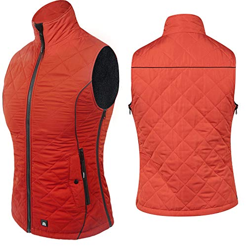 ARRIS Heated Vest for Women - ORANGE