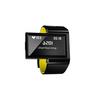 Atlas Wearables Wristband Strength Training Fitness Activity Tracker - Yellow