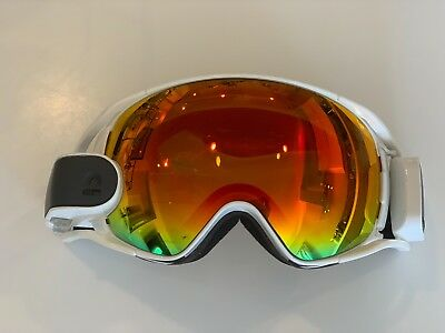 Augmented Reality Ski Goggles by RideOn