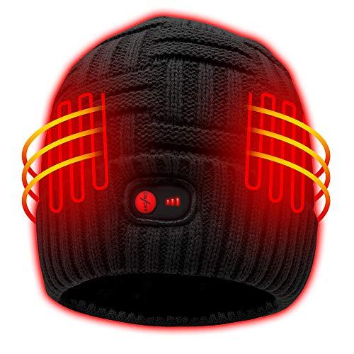 Autocastle Heated Hat - Black