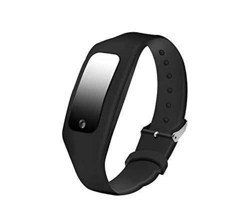Automatic Anti-Static Wrist Strap Bracelet Adjustable Wireless Electrostatic Removal Bracelet for Women, Men, Kids and Elder (Black)