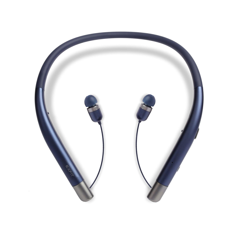 BCS-700 Bluetooth Wireless Headphone (Black) - ExFit ...